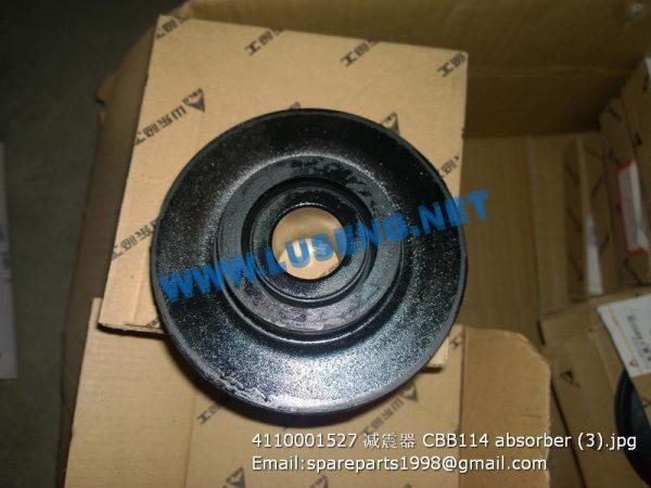 ,4110001527 CBB114 absorber sdlg wheel loader road roller spare parts