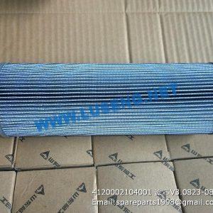 ,4120002104001 filter V3.0823-08 RS8140 RS8160 RS8180 ROAD ROLLER PARTS