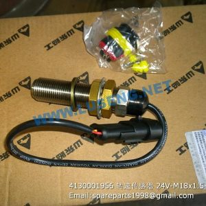 ,4130001956 24V-M18x1.5-L84 ENGINE SPEED SENSOR