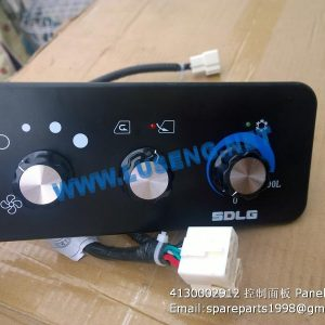 ,4130002912 air condition panel sdlg spare parts