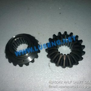LIUGONG SPARE PARTS,43A0042,SEMI SHAFT GEAR,43A0042 SEMI SHAFT GEAR LIUGONG SPARE PARTS CLG835 WHEEL LOADER