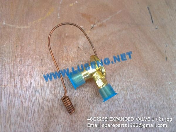 LIUGONG SPARE PARTS,46C2265,EXPANDED VALVE,46C2265 EXPANDED VALVE LIUGONG SPARE PARTS 46C2265