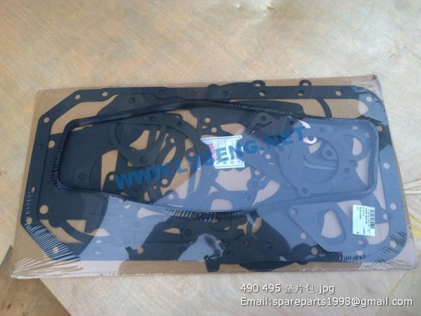 ,xinchai 490BPG 495BPG repair kits
