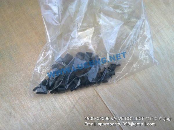 ,490B-03006 VALVE COLLECT XINCHANG XINCHAI
