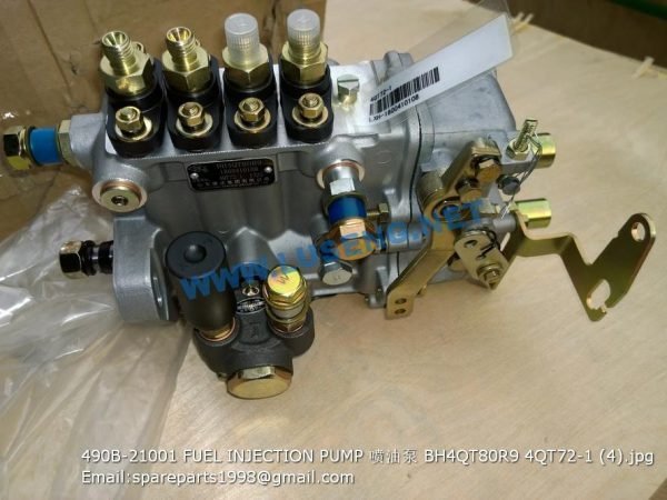 ,490B-21001 FUEL INJECTION PUMP BH4QT80R9 4QT72-1