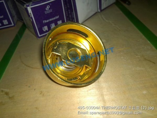 ,495-03004A THERMOSTAT HUAFENG DIESEL ENGINE PARTS