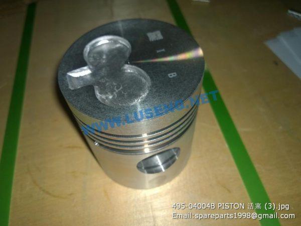 ,495-04004B PISTON huafeng 495 spare parts