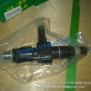 ,495-14000 FUEL INJECTOR ASSY