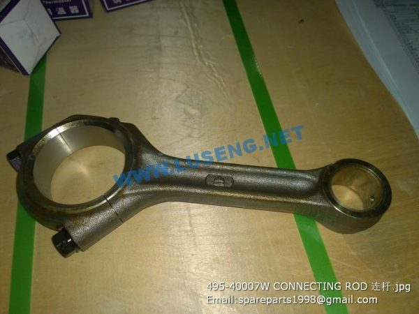 ,495-40007W CONNECTING ROD huafeng huadong engine parts
