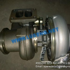 ,4955241 GT4702 turbocharger cummins holset