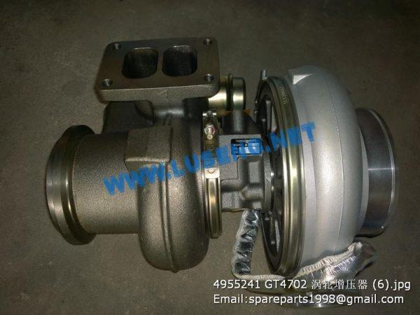 ,4955241 GT4702 turbocharger cummins holset