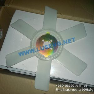 ,495D-06120 FAN XINCHAI PARTS