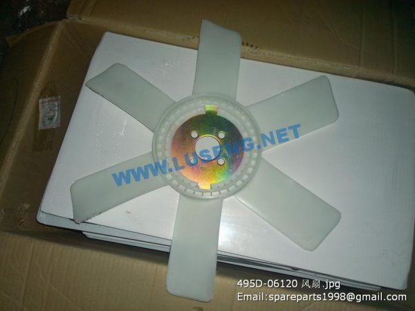 ,495D-06120 FAN XINCHAI PARTS