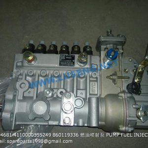 ,4994681 4110000555249 860119336 PUMP FUEL INJECTION