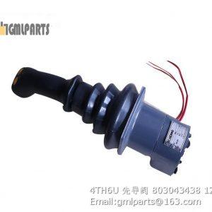 ,4TH6U pilot valve 803043438
