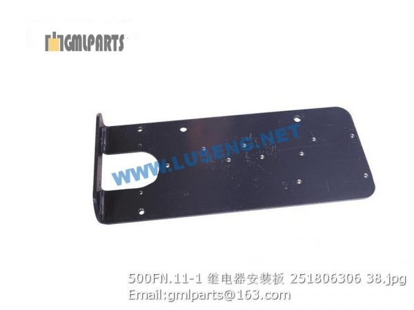 ,251806306 500FN.11-1 Mounting panel