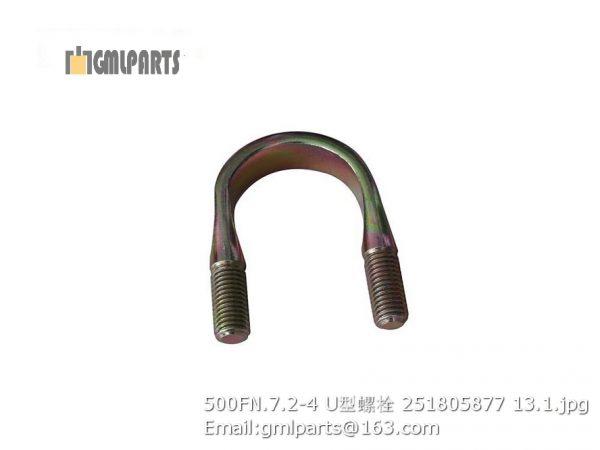 ,251805877 500FN.7.2-4 U-BOLT