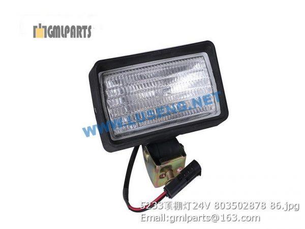 ,803502878 5233 lamp 24V