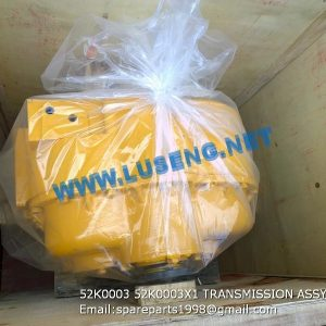 LIUGONG SPARE PARTS,52K0003,TRANSSMISSION ASM.,52K0003 TRANSSMISSION ASM. LIUGONG SPARE PARTS BD05L1