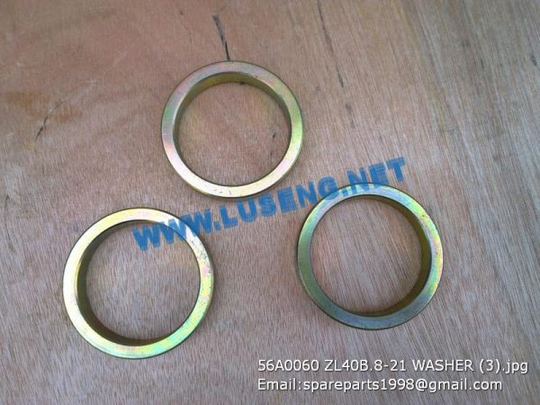 ,56A0060 ZL40B.8-21 WASHER liugong spare parts