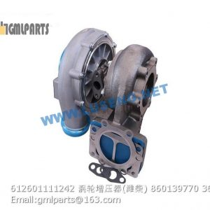,612601111242 Turbocharger 860139770