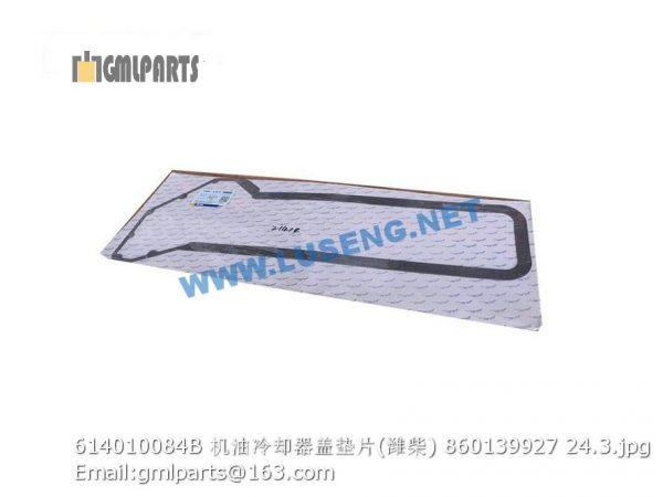 ,860139927 614010084B Gasket for oil cooler