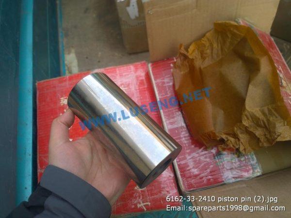 ,6162-33-2410 piston pin KOMATSU SPARE PARTS