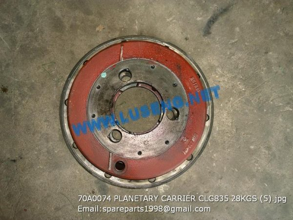 LIUGONG SPARE PARTS,70A0074,PLANET CARRIER,70A0074 PLANET CARRIER LIUGONG SPARE PARTS clg835