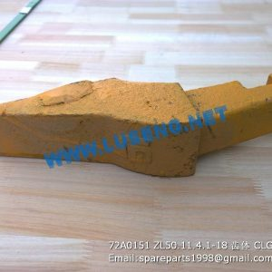 LIUGONG SPARE PARTS,72A0151,TOOTH,72A0151 TOOTH LIUGONG SPARE PARTS ZL50.11.4.1-18