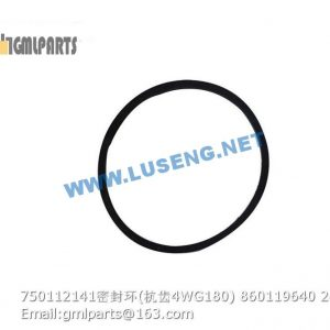 ,860119640 0750112141 SEAL RING 4WG180