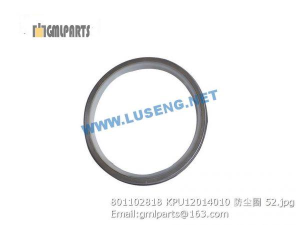,801102818 KPU12014010 Seal Dust
