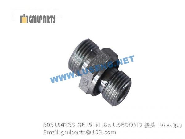 ,803164233 GE15LM18×1.5EDOMD connector