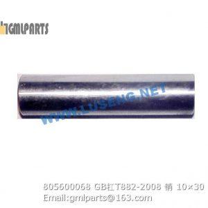 ,805600068 GB/T882-2008 PIN 10×30