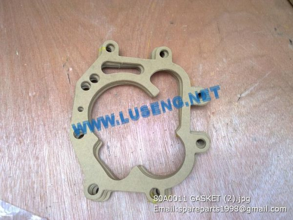 LIUGONG SPARE PARTS,80A0011,GASKET,80A0011 GASKET LIUGONG SPARE PARTS