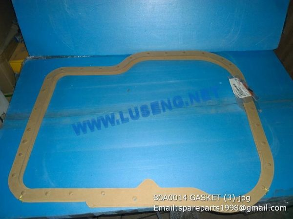 LIUGONG SPARE PARTS,80A0014,GASKET,80A0014 GASKET LIUGONG SPARE PARTS BS305-2
