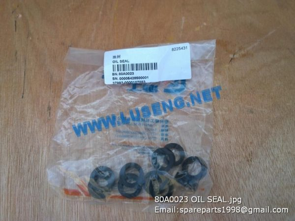 LIUGONG SPARE PARTS,80A0023,SEAL,80A0023 SEAL LIUGONG SPARE PARTS BS305.9-1