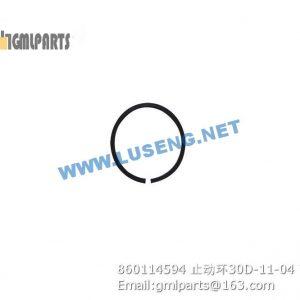 ,860114594 ZL30D-11-04 Retaining Ring