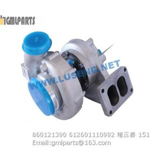 ,860121390 612601110992 TURBOCHARGER