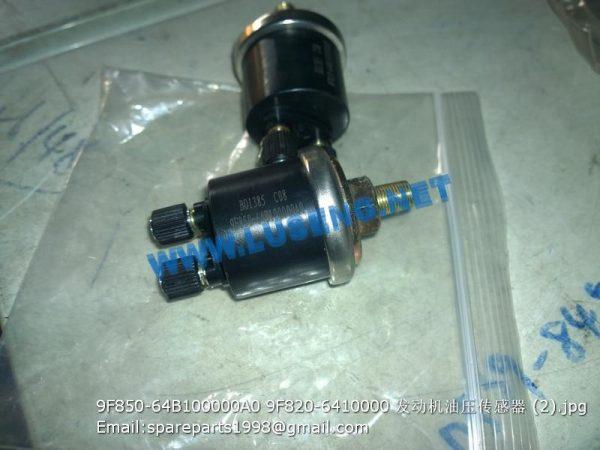 ,9F850-64B100000A0 9F820-6410000 engine oil pressure sensor