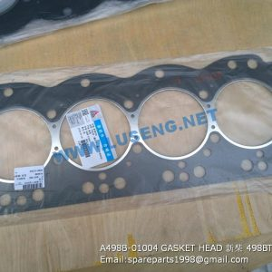 ,A498B-01004 GASKET HEAD 498BT