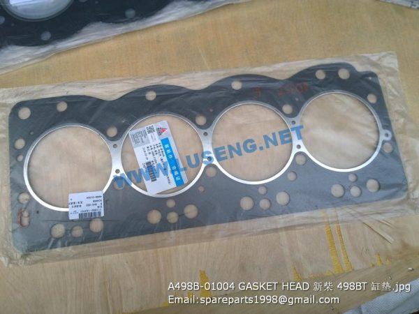,A498B-01004 GASKET HEAD 498BT