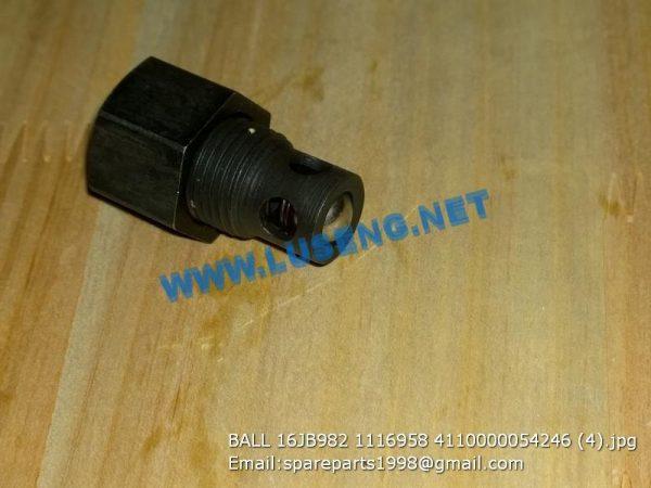 ,1116958 1116958 12167053 Screw plug ball deutz spare parts
