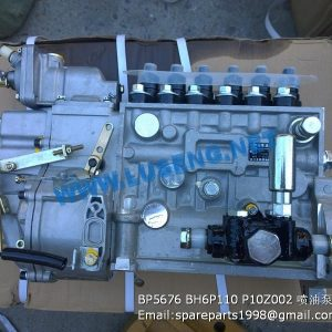 ,BP5676 BH6P110 P10Z002 4110000186618 4110001003131 injection pump