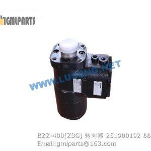 ,251900192 BZZ-400 (Z3G) STEERING UNIT
