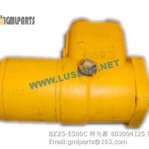 ,803004125 BZZ5-E500C Steering Gear