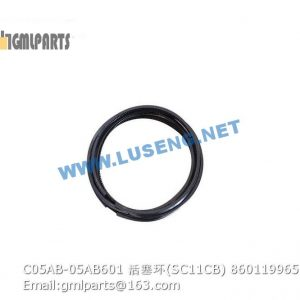 ,860119965 C05AB-05AB601 PISTON RING SC11CB