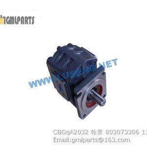,803073306 CBGqA2032 GEAR PUMP XCMG LW158