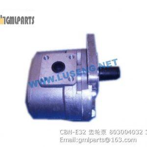 ,803004032 CBN-E32 Pump