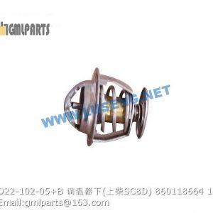 ,860118664 D22-102-05+B THERMOSTAT SC8D