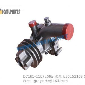 ,860152108 D7103-1307100B WATER PUMP LW188K
